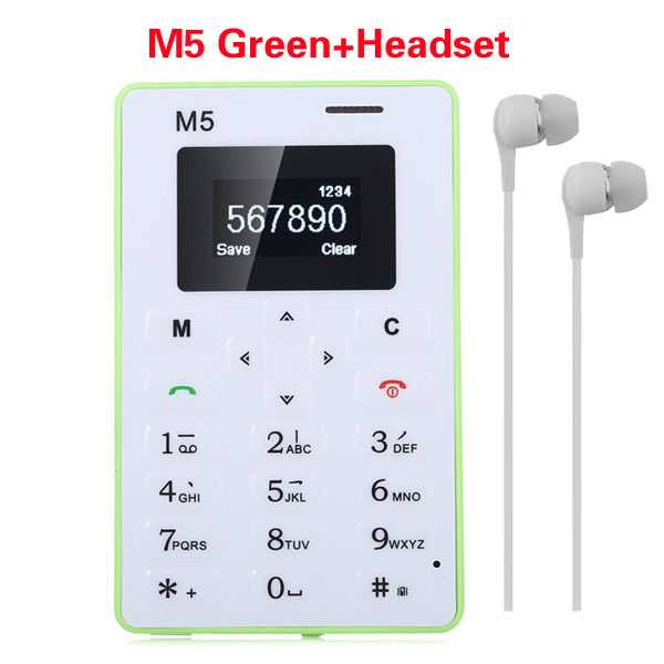 green ADD Headset
