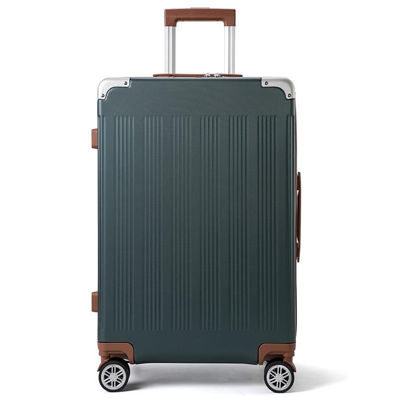 20222426inch fashion malas de viagemwheels trip travel com rodinhas trolley maletas valiz koffer suitcase carry on luggage