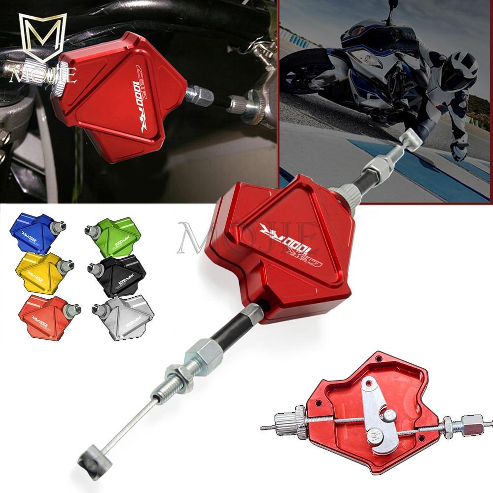 alavanca de embreagem para motocicleta sistema de cabo de puxacao facil para honda cbr1000rr fire blade