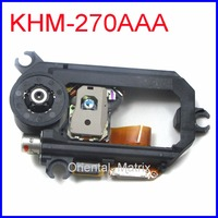 Free Shipping KHM 270AAA A 6062 709 A Optical Pick UP Assembly Service KHM270AAA A6062709A DVD Laser lens Mechanism