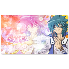 цена на Many Playmat Choices - Yu Gi Oh GX Jesse Anderson - Yu-Gi-Oh! Playmat Board Game Mat Table Mat for YuGiOh Mouse Mat