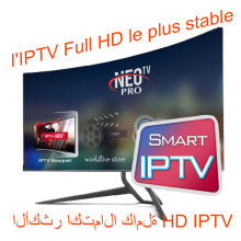 Smart tv Neotv pro Iptv Subscription Android tv box Xtream stalker tunisia canadia USA arabic french Italian iptv недорого