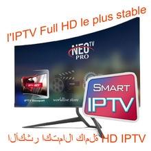 Smart tv Neotv pro Iptv Subscription Android tv box Xtream stalker tunisia canadia USA arabic french Italian iptv