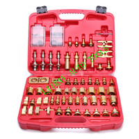 AUTO AC LEAK TEST DEVICE tools/ repair LEAK TEST kit R134A for EUROPEAN AND JAPANESE CARS