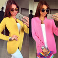 UK Fashion Ladies Women Open Front Trench Cardigan  Long Coat Top Overcoat Free Shipping