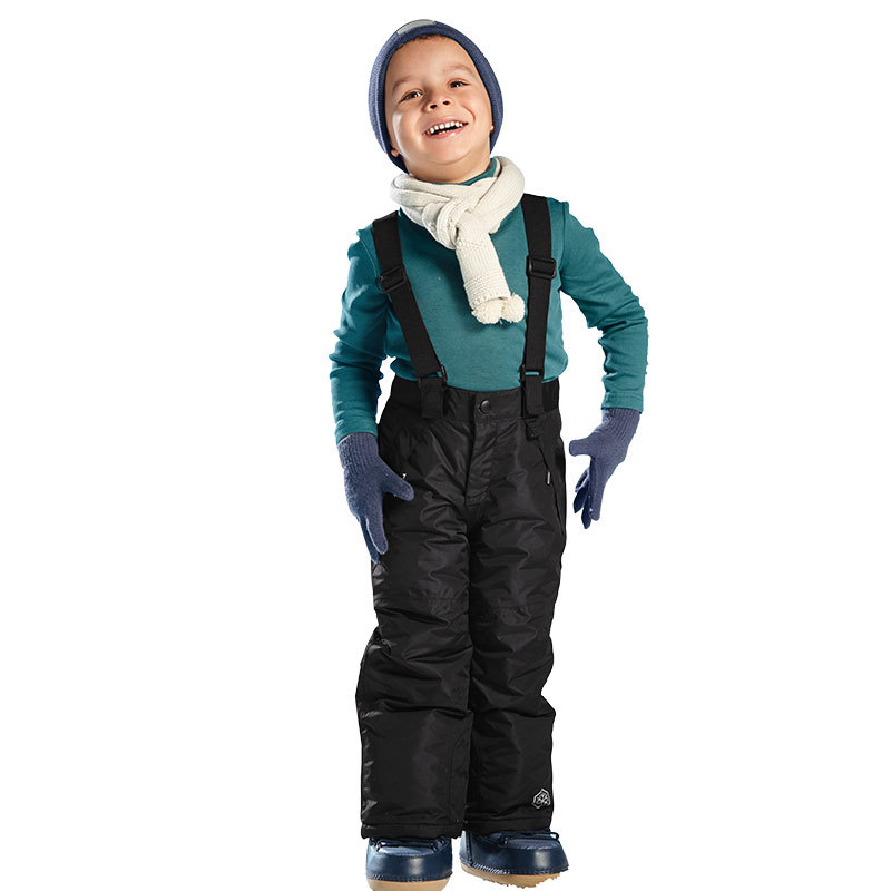 2018 Children Winter Snow Skiing Pants Outdoor Warm Snowboarding Trousers Waterproof Breathable Kid Winter Ski Pant for Girl Boy