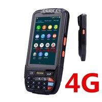 PL 40L ручной сканер mobile 2D сканер di открыть codici a Барре industriale сенсорный экран con gps con RFID UHF (1 2 м) 4000 мАч