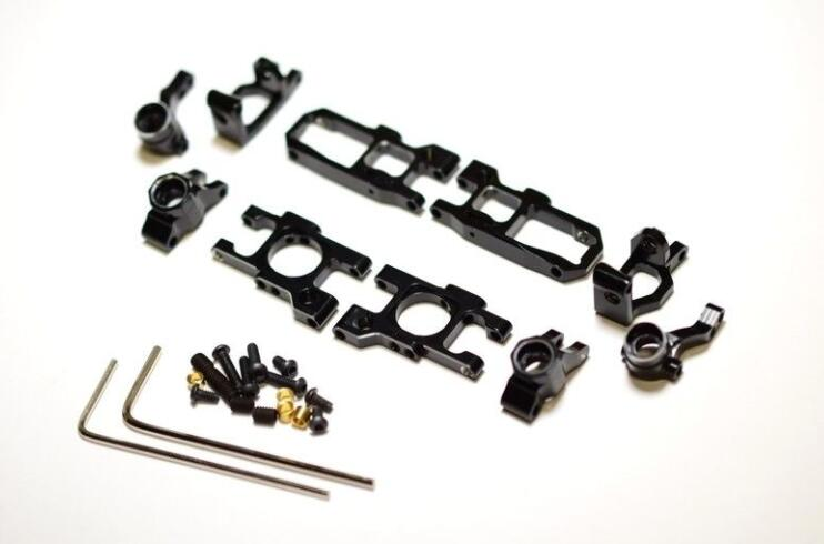 Hot Racing Kyosho Mini Z Buggy MB 010 Aluminum Suspension Arm Set KMB9901