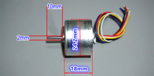 High Speed Miniature Low Voltage DC 5V (B2418) 310 Brushless Motor Forward and Reverse PWM Regulation 9200rpm