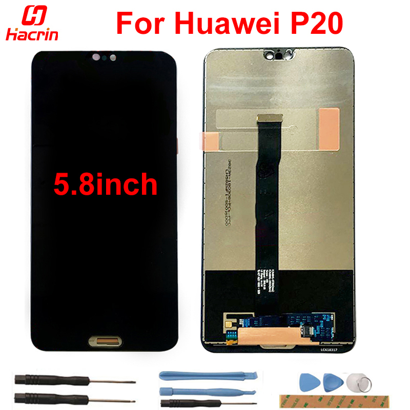 LCD Screen For Huawei P20 LCD Display+Touch Screen Quality AAA Touch Panel Replacement Lcd screen for Huawei P20 LCD Screen 5.8LCD Screen For Huawei P20 LCD Display+Touch Screen Quality AAA Touch Panel Replacement Lcd screen for Huawei P20 LCD Screen 5.8