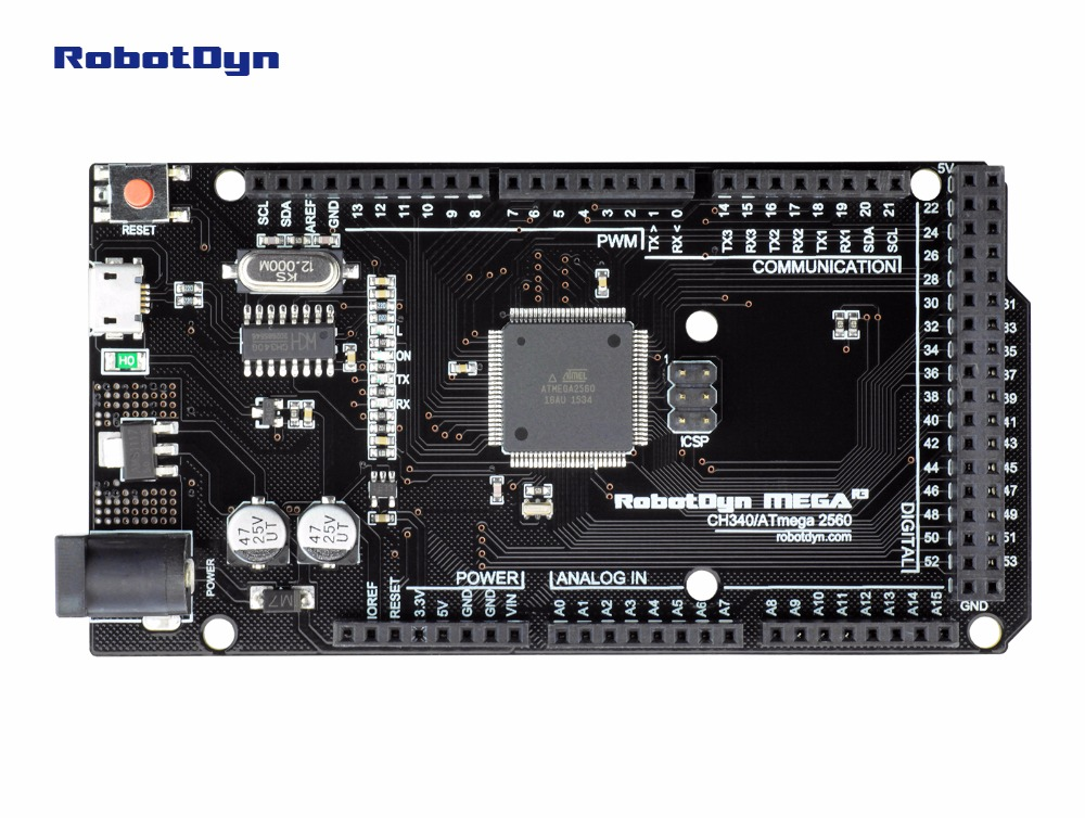 Arduino ISP In System Programming - Electronics