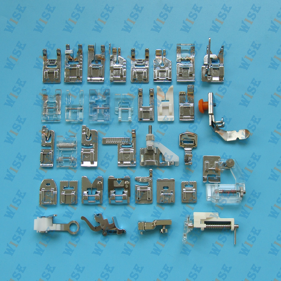 1 set PART CY 032 CY 7300L BN Quality 32 Plus Presser Foot Set in total