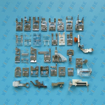 1 set PART #:CY-032+CY-7300L+BN Quality 32 Plus Presser Foot Set  (in total 34 pcs) or BERNINA NEW Style Aurora Artista Activa