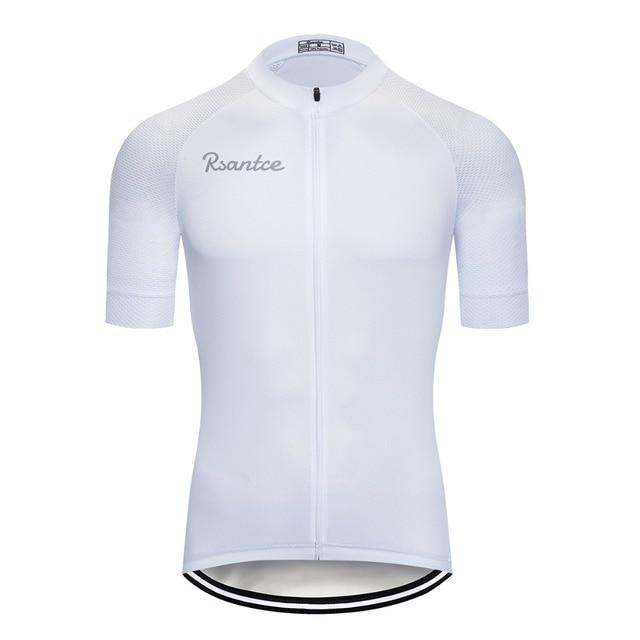 Rsantce Pro Team 2018 MTB Men Summer Short Sleeve Bike Cycling Jersey  Clothes Bicycle Triathlon Shirt Wear Clothing ef1afb958