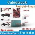 Cubietruck/Cubieboard3 allwinner A20 Dual-core ARM Cortex-A7 2G DDR 8GeMMC development board/ android/linux/Open source