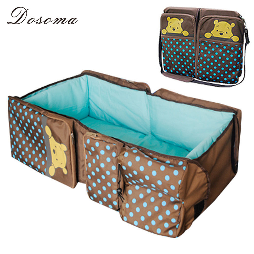 Baby bed for travel - 2016 Portable Baby Bed Folding Travelling Bed Novelty High Quality Baby Folding Bed Baby Cradles Crib