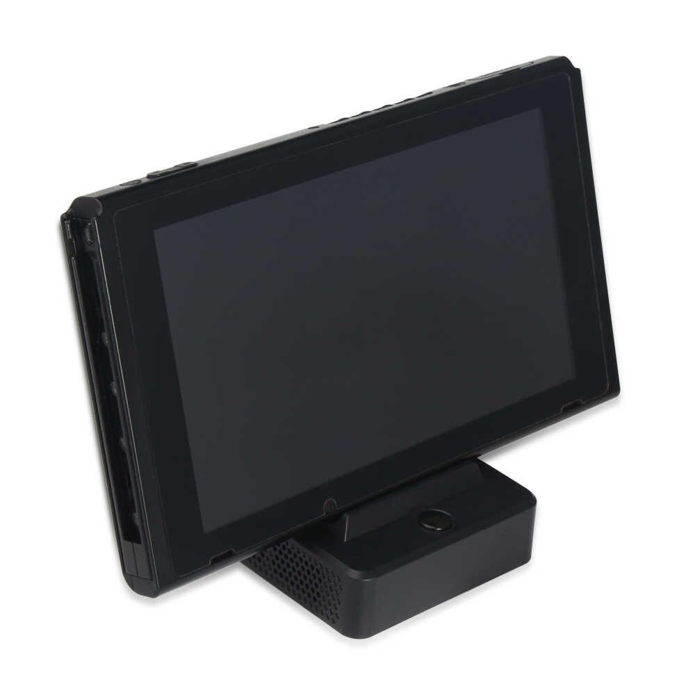 Мини-Док-станция USB3.0 данных Порты и разъёмы и мультимедийный интерфейс высокой четкости видео Порты и разъёмы 5 V/2A преобразователь видеосигнала HDMI для NS Nintend переключатель игровой консоли (TNS-1828)