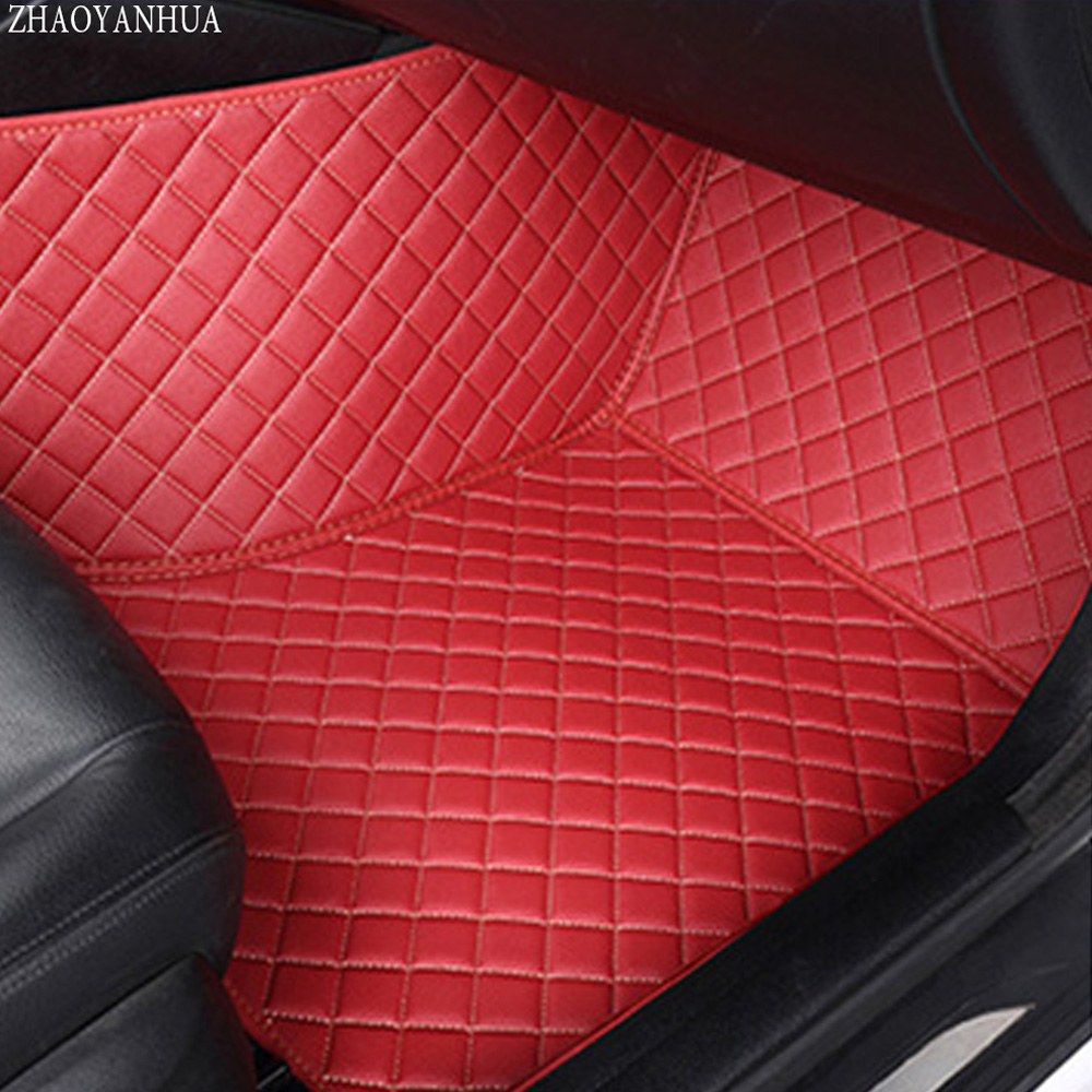 ZHAOYANHUA Car floor mats for Toyota Tundra Sequoia 4Runner 5D heavy duty all weather car-styling carpet floor liners(2008-now) original fuel pump control computer genuine 89571 34070 for toyota yaris crown lexus rc350 300 200t 4runner sequoia tundra