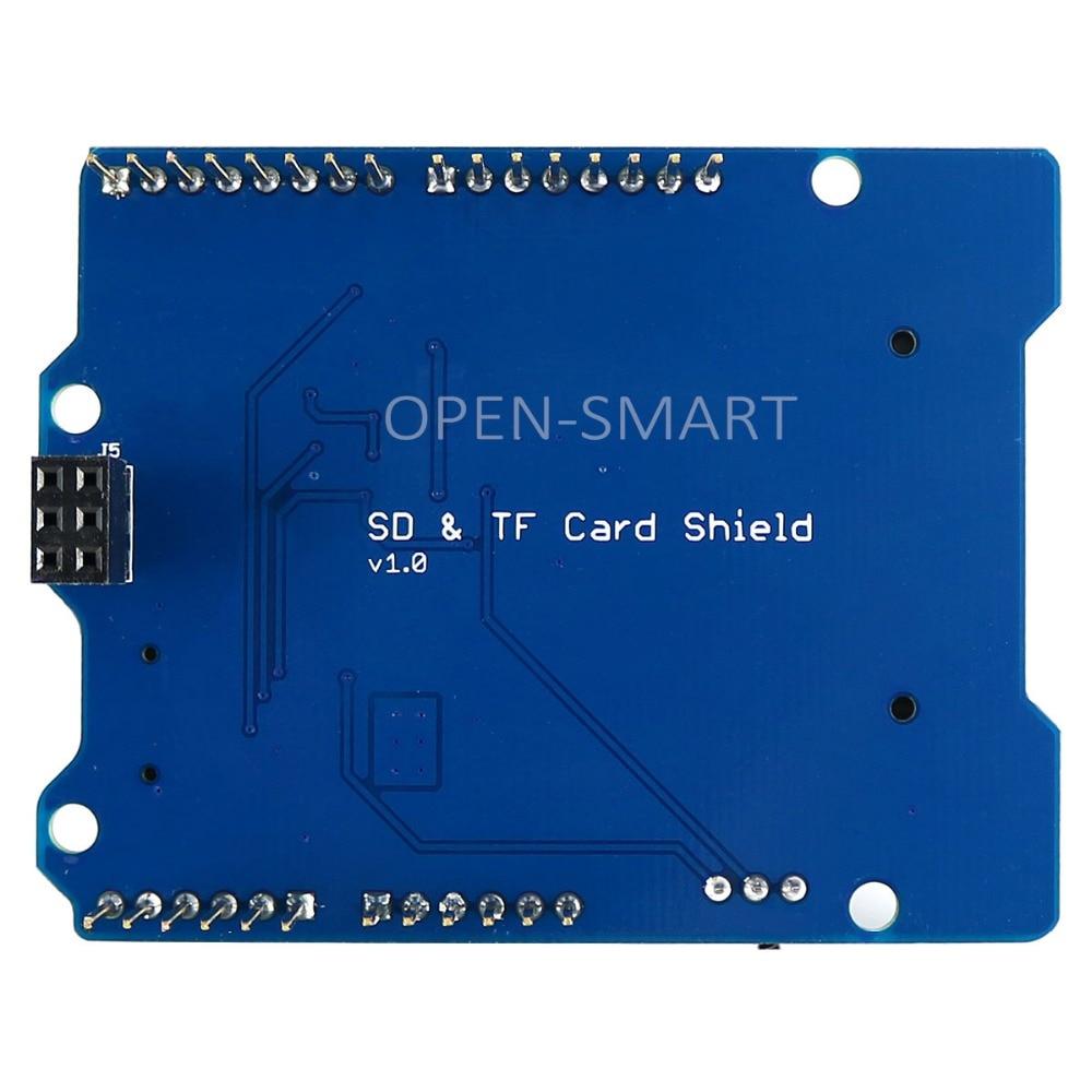 SD Card Shield SD Card Read and Write modul Papan Tambahan MicroSD / - Komputer perindustrian dan aksesori - Foto 2