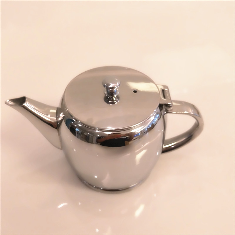 Brand New limited edition World Tableware 8oz Stainless Steel 18/10 Mirror Polish Tea Pot (Upload the true picture)Brand New limited edition World Tableware 8oz Stainless Steel 18/10 Mirror Polish Tea Pot (Upload the true picture)