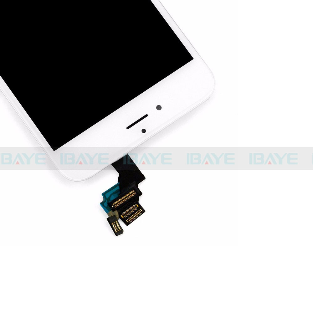For Apple iPhone 6 Plus LCD Display for Iphone6 plus 5.5 lcd touch screen Digitizer +home button+camera Assembly + Tools  (12)