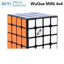 QiYi Wuque Mini 4x4x4 Magic Cube MoFangGe XMD 4x4 Cubo Magico Professional Speed Neo Puzzle Kostka Antistress Fidget Toys