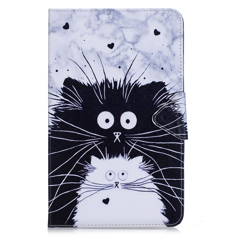 Cover For Samsung Galaxy Tab A 10.1 2016 SM T580 Tablet Case Flip PU Leather Stand Book Cover Case For Tab A 10.1 T580 T585 10.1 high quality cartoon print stand pu leather tablet cover protective case for samsung galaxy tab a 10 1 t580 t585 sm t580 t580n