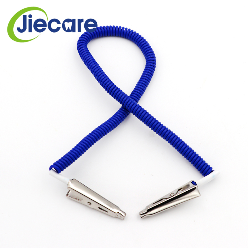 1 PC High Quality Oral Dental Supplies Material Scarf Clip/Napkin Holders/Spring Rope New Dental Plastic Clip Dental Supplies