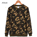 Camouflage Color Hoodie Men/women Thick Winter Camouflage Series Depth/shallow  Blank Clothes XXS To 4XL High Quali Aikooki