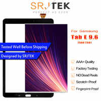Srjtek T560 LCD Touch Panel For Samsung Galaxy Tab E SM-T560 T560 T561 LCD Display With Touch Screen Panel Digitizer Assembly