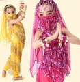 Kids Belly Dance Costumes Wear Children Dance Clothes Bellydance for Girls Gift Indian Dress 4 Colors Bellydance Clothes
