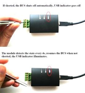 Image 4 - USB to MBUS / M BUS Master Converter communication Module , or MBUS Slave Module FOR MBUS Smart control / meter