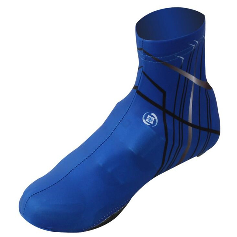 Q252 Cycling laser sneakers shoe covers outdoor sports shoe covers Dustproof antifouling bicycle equipment