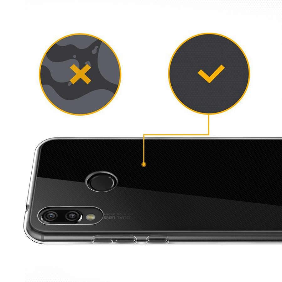 For Huawei Nova 4 3 3i Honor Note 10 Play 8x 9N 7X P smart Mate 10 20 P8 P9 P20 Pro Lite Plus y9 enjoy 9 Silicone TPU Phone Case