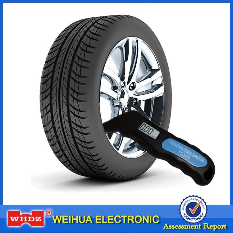 WHDZ TG105 Digital Autoreifen Reifen Luftdruckprüfer Meter Manometer Barometers Tester