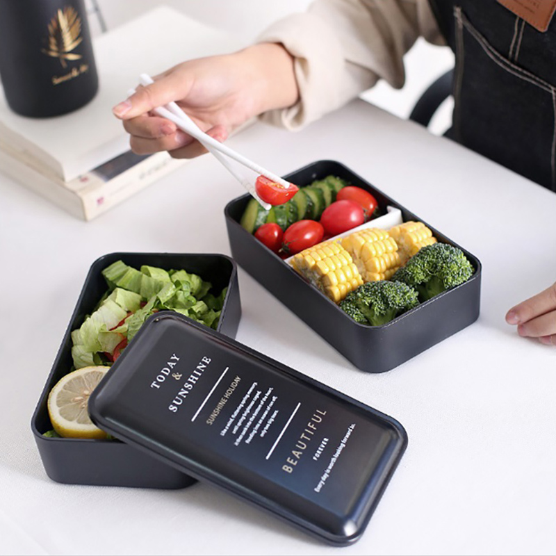 Lunch Box Food Container Heated Container  Bento  Food Box  For Kids Lancboks  Lonchera Meal Prep Thermos  Bag Bolsa Almuerzo