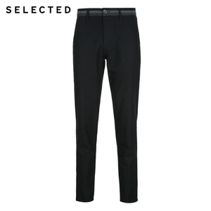 Image 5 - เลือกผู้ชายฤดูหนาว SLIM FIT กางเกงสี PURE S