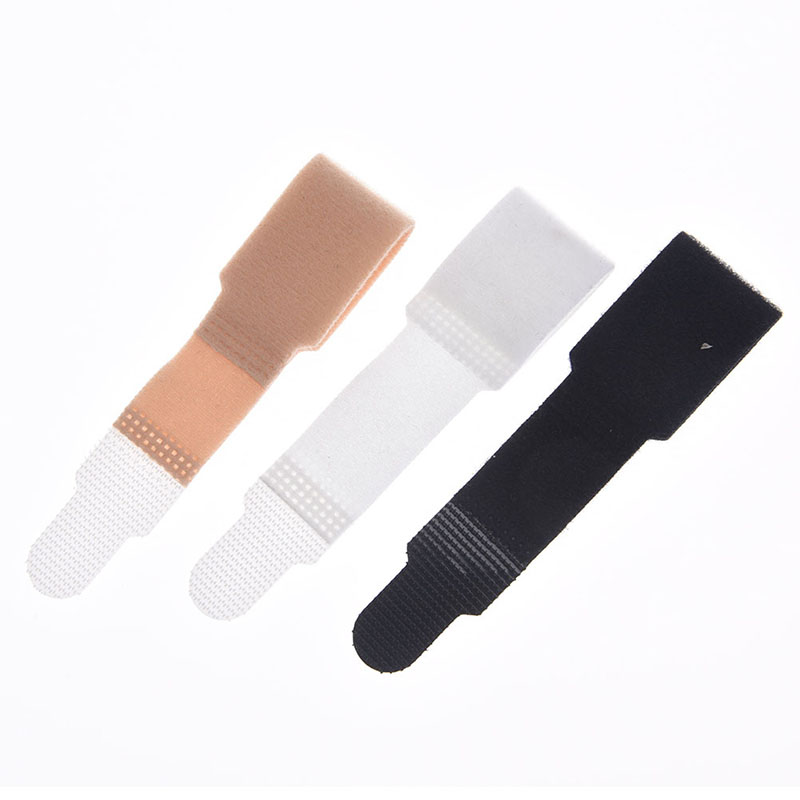 1/2Pc Toe Finger Straightener Hammer Toe Hallux Valgus Corrector Bandage Toe Separator Splint Wraps Foot Stretcher Care Tool