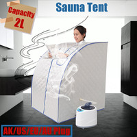 71*23*30cm Steam Sauna Portable Household Sauna Room Beneficial Skin Infrared Weight Loss Calories Bath SPA with Sauna Bag 220V