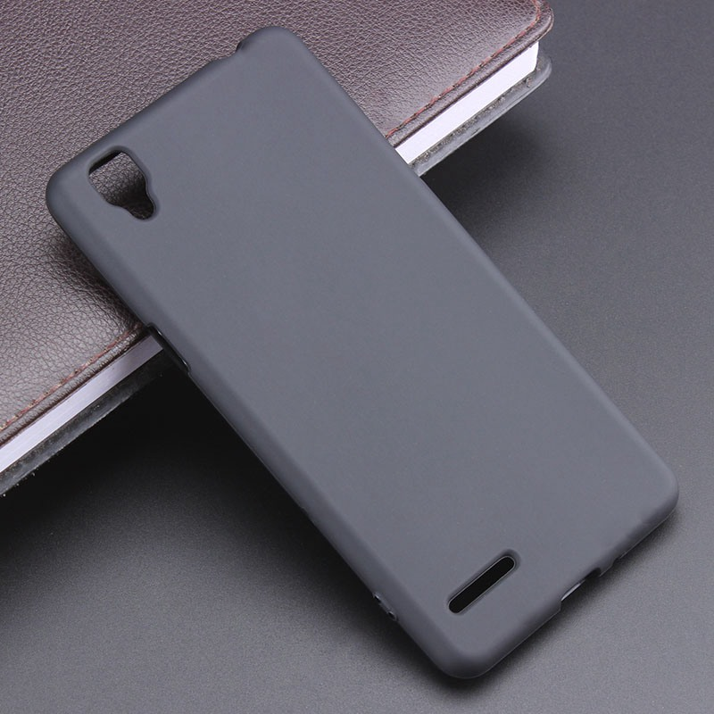 Gel Tpu Slim Soft Anti Skiding Case Back Cover For Oppo F1 A35 A35t