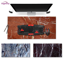 Large Speed Game Mouse Pad Size 90X40Cm Laptop Marble stripe Gaming Mousepad Practical Office Desk Resting Surface Mat