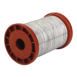 Image 3 - Beekeeping suppliesStainless Steel Wire for Beekeeping Beehive Frames Tool 1 Roll 0.5mm 500g convenient  product 2019 Exquisite