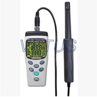 TM 184 LCD Display High Precision Hygrometer Psychrometer