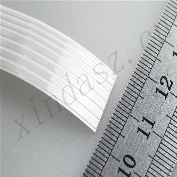 משלוח חינם 100M אורך 7 פינים 15mm רוחב כרית אוויר ffc כבל עבור רנו מגאן 2