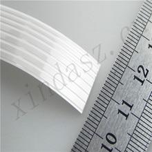 Frete grátis 100m comprimento 7 pinos 15mm largura airbag ffc cabo para renault megane 2