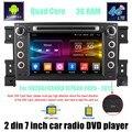 Para S/UZUKI G/RAND VI/TARA 2005-2015 Android 6.0 Car DVD GPS Rádio WI-FI Bluetooth controle de volante