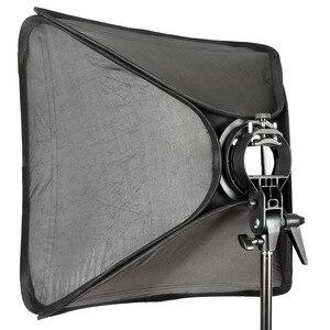 Image 4 - Godox Ajustable フラッシュソフトボックス 80 センチメートル * 80 センチメートル + s タイプブラケットのためのフラッシュ撮影