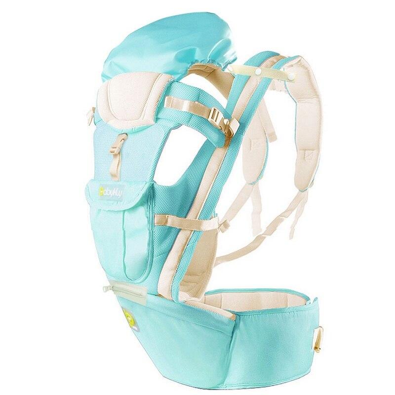 Nouveau porte bébé ergonomique 360 confortable wrap kid sac à dos hipseat bébé activité fournitures pour 0-3 ans bébé kangourou - 5