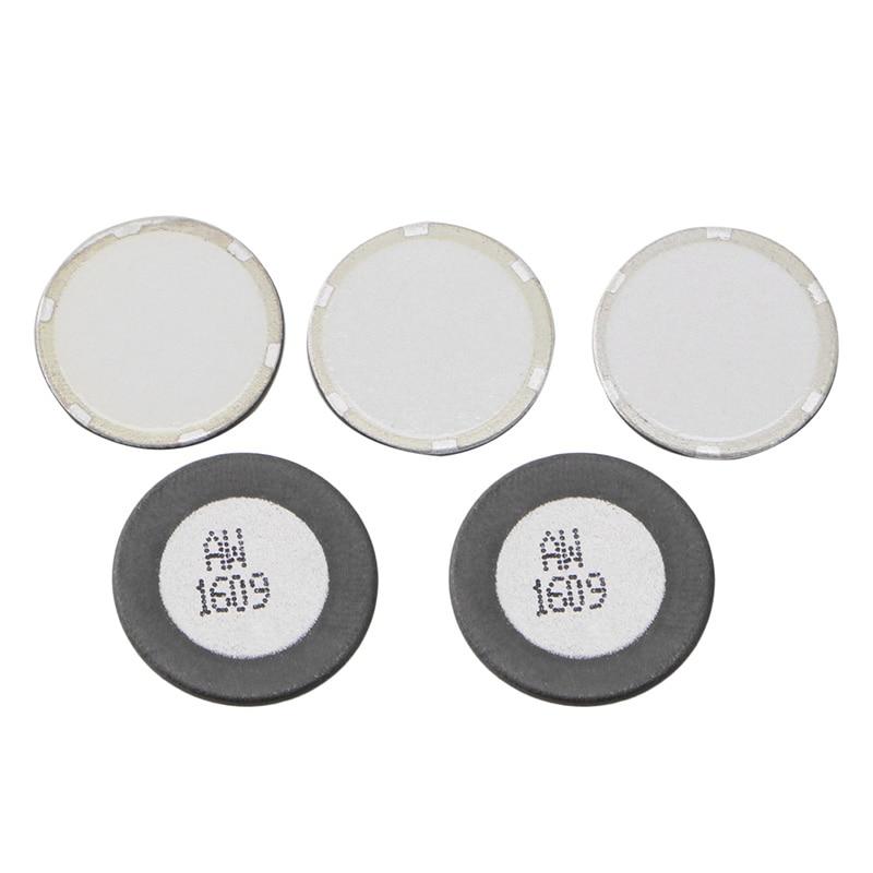 5pcs 16/20mm Fogger Ultrasonic Ceramic Disc Sheet Atomizer Humidifier Accessories #C05# Drop Ship