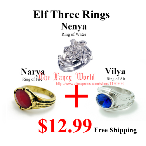 Buy The Lord Of Rings Vilya Nenya Narya